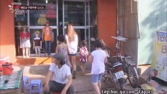 [TM] Lớp học Gà Con (Coo Coo Class) - Tập 13