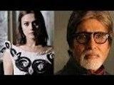 Amitabh Bachchan REACTS On Preity Zinta & Ness Wadia MOLESTATION CASE