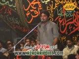 Zakir Imran Haider Kazmi 13 April 2014 Imamia Colony Lahore