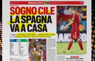 CALCIOINFO - Rassegna stampa 19-06-2014