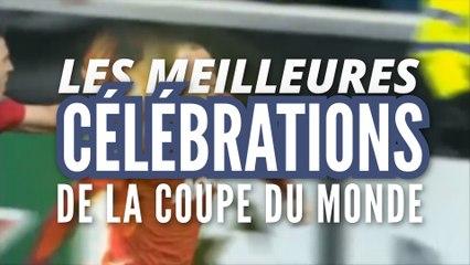 Les célébrations mythiques de la coupe du monde