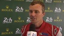 24 Heures du Mans 2014: interview Fassler Audi #2 AN