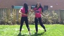 Jamaican Sisters Dancing Sitya Loss by Eddy Kenzo!(African Dance)
