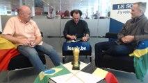Tele Brasil #6 : l'actu Diables  : y a-t-il deux joueurs – Fellaini, Hazard – entre celui qui joue en équipe nationale et celui qui joue en club ?