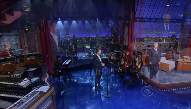 Sam Smith - Stay With Me [Live on David Letterman]