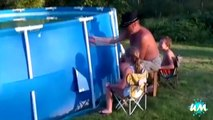 So hilarious and Epic Swimming Pool Fails Compilation
