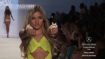 """Fashion Show """"LOLLI SWIM"""" Miami Fashion Week Swimwear Spring Summer 2014 HD by Fashion Channel"""