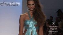 """Fashion Show """"DOLORES CORTES"""" Miami Fashion Week Swimwear Spring Summer 2014 HD by Fashion Channel"""