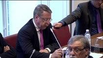 Audition de David Azéma, DG de l'Agence des participations de l'Etat, par la Commission des finances de l'Assemblée nationale (6 mai 2014)