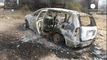 Cuatro talibanes atacan una base de la OTAN en Afganistán