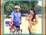 Super cyclist Aditya Mehta on Khardunga journey