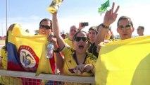 La sélection colombienne, symbole d'unité nationale, dit Santos
