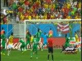 أهداف مباراة كولومبيا 2×1 كوت ديفوار | تعليق حاتم بطيشه