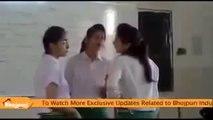 Funny Indian School Girls Fighting Videos