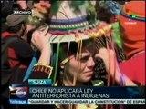 Chile no aplicará ley antiterrorista a indígenas por protestas