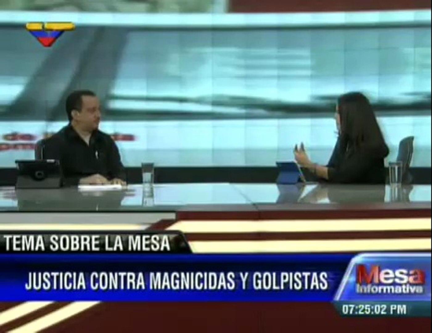 (Vídeo) Julio Chávez Desde 2011 existe plan para atentar contra el jefe de la Revolución