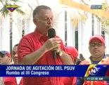 (Vídeo) Arias Cárdenas  PSUV es el partido para la construcción de la nueva política de Venezuela