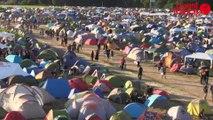 Hellfest 2014 : le camping et le site pris d'assaut