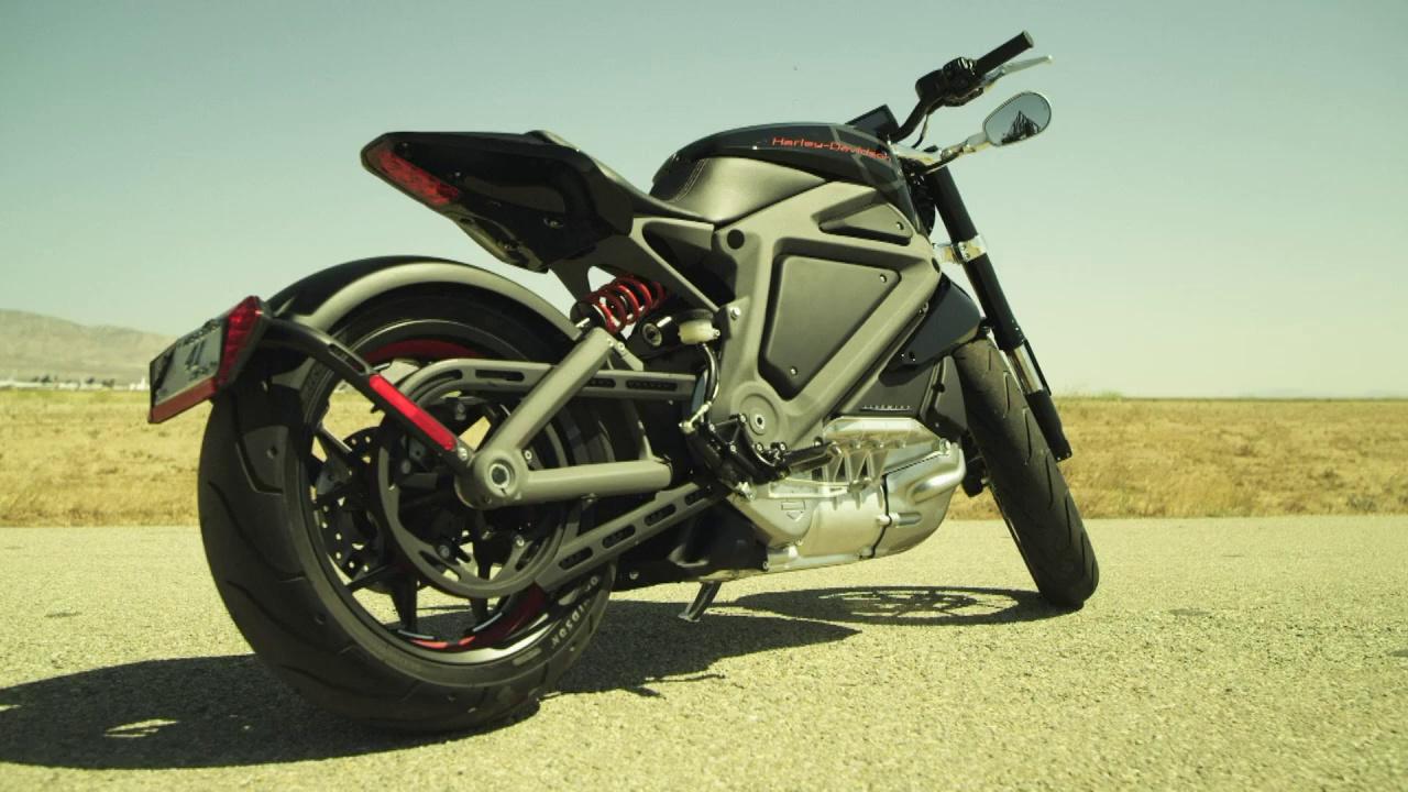 Harley-Davidson elétrica