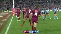 NRL 2014 State of Origin Game 2 Queensland Maroons VS New South Wales Blues 1st half