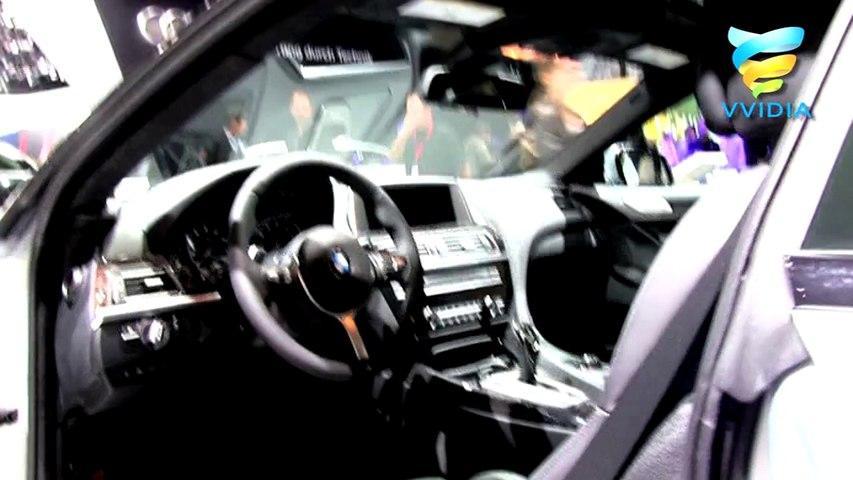 Sliver BMW 650i X Drive