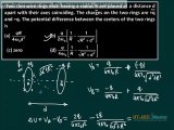 IIT JEE main advance physics problem solving by concept trick and shortcut Electrostatics 1