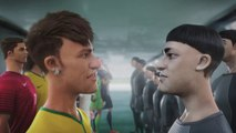 Awesome commercial ads by Nike Footbal - Neymar Jr. vs. The Clones