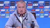 """WM 2014: Deschamps: """"Unser Bestes geben"""""""