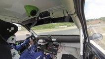 Trackday - Circuit du Pôle Mécanique d'Alès - Clio Mini'Cup - Choupy - session de 11H00