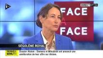 Ségolène Royal: En 2007, Sarkozy dépensait déjà sans compter