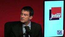 Manuel Valls: «Je n'ai pas compris le sens de cette grève»