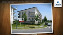 Location Appartement, Sainte-geneviève-des-bois (91), 780€/mois