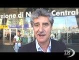 Fumo in stazione, caos a Napoli: treni cancellati e disagi. Centrale operativa evacuata, confusione alla Centrale