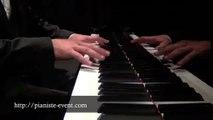 Pianiste pour mariage, reception, soirée privées, Tours: maria cervantes