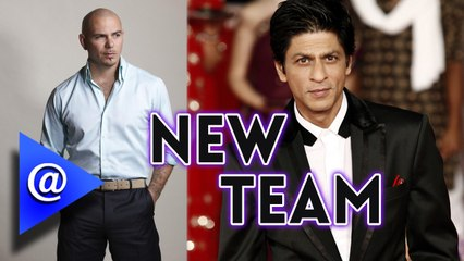 Pitbull wants to work with Shahrukh Khan - AtBollywood