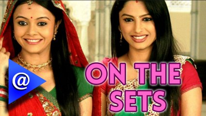 On the sets of 'Saath Nibhana Saathiya' - AtTellywood