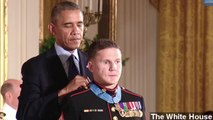 Marine Becomes Youngest Living Medal Of Honor Recipient