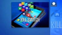 'Kill-switch' the key to reducing phone theft