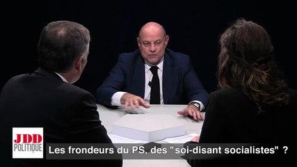 """Le Guen aux frondeurs : """"Je ne mets pas de l'huile sur le feu, je rappelle des frontières"""""""