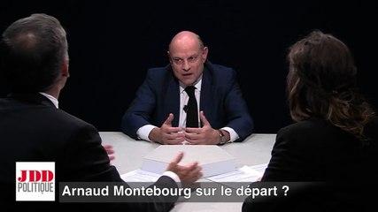 """Le Guen : """"Montebourg est très combatif, très engagé"""""""