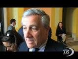 Tajani: messa in mora Italia su tempi pagamenti PA era mio dovere. Viola da mesi una sua legge e rischia danni a imprese e lavoro