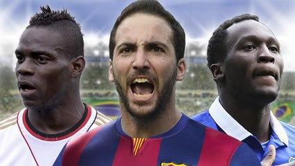 Dünya Kupası - Transfer Borsası | Higuain Barcelona'ya mı gidiyor?
