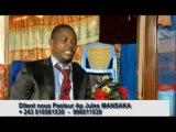 Pasteur Jules MANSAKA : Confirme le «3ème Joseph»  Joseph Kabila était choisi par Dieu et demande aux combattants d'écouter la voix de Dieu