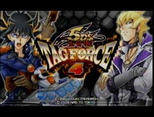 Yu-Gi-Oh! 5D's Tag Force 4 #1 Celui qui le trouve le garde