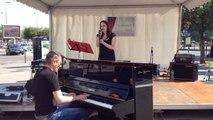 La gare de Nantes lance la fête de la musique