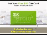 forex trading system requirements  etoro trading platform FREE gift card offer