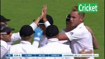 Stuart Broad Hat-Trick Video, Against Sri Lanka (June 20, 2014)