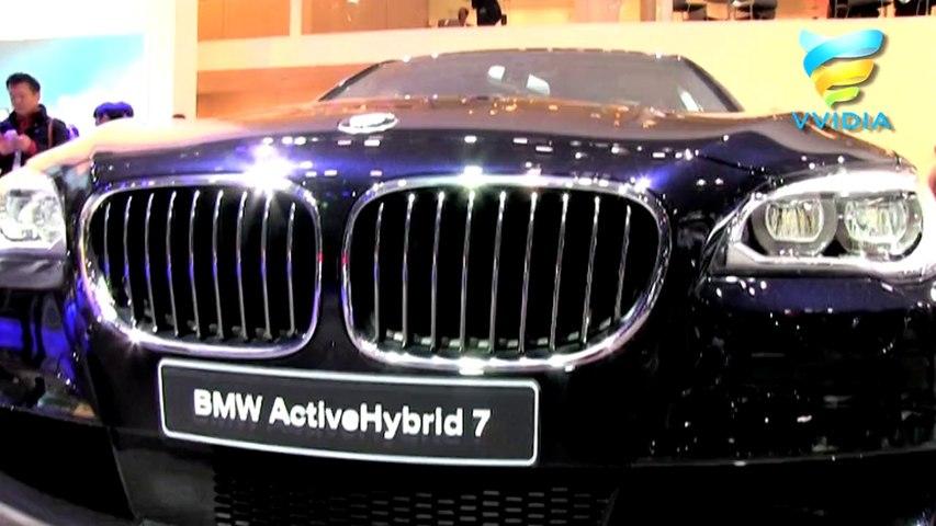 Dark Blue BMW Activehybrids