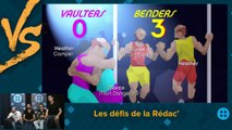 Défis de la rédaction - Défi #17 - Maxence et Julien vs. Jérémy ert Virgile sur Sportsfriends