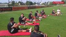 Ligue 1. Reprise de l'entraînement au FC Lorient